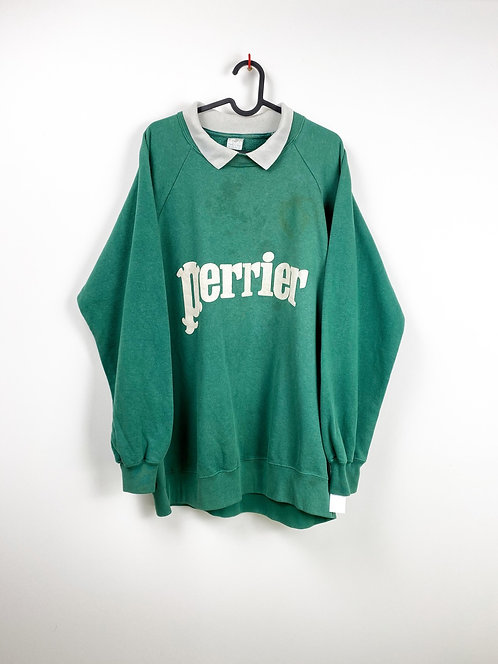 (XL) PERRIER 80s sweatshirt