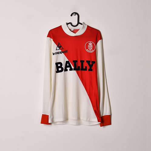 Maillot Le Coq Sportif x BALLY AS Monaco 1982-1983