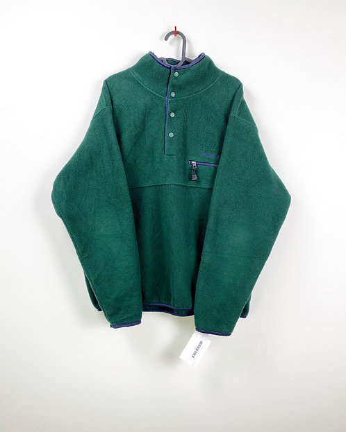 1/3 Zip Fleece TIMBERLAND 90s (L)