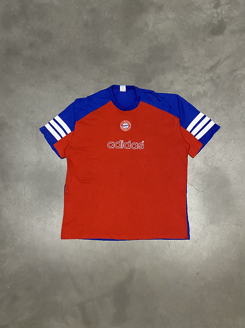 (XL) T-shirt ADIDAS x F.C BAYERN 90s