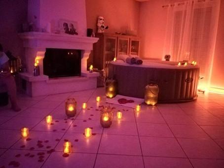 Une soirée romantique originale à domicile ? Découvrez nos 5 idées insolites