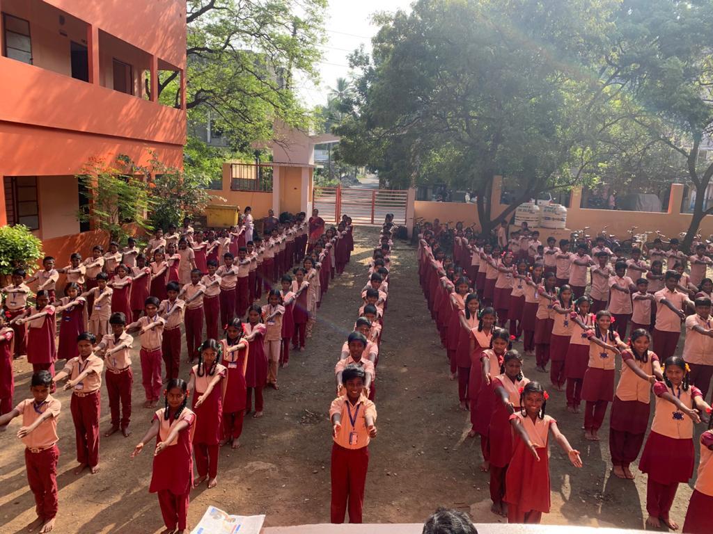 400+ Students