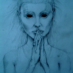 Yolandi Visser sketch