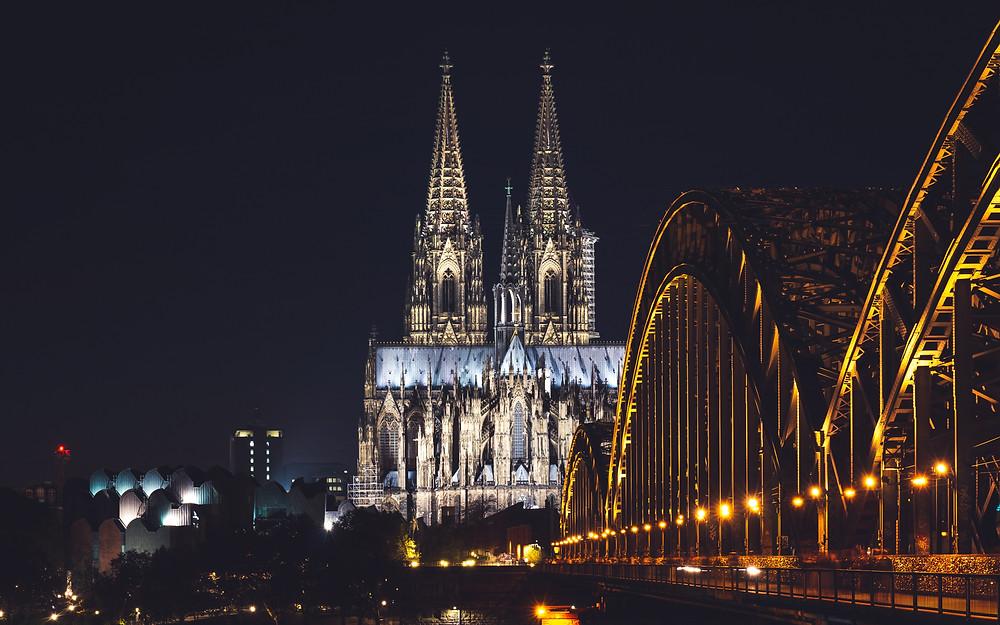 Cologne Cathedral, Germany Photo compliments of emrecan-arik - Unsplash.com
