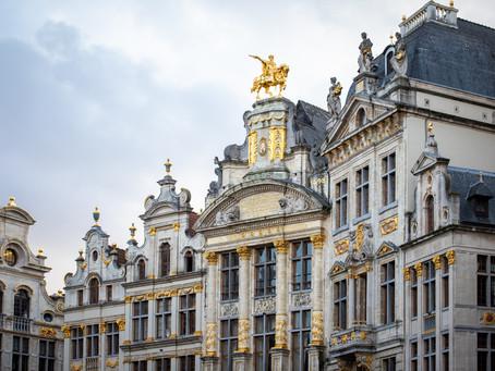 🇧🇪 Belgium - Grand Palaces to Battlegrounds, and Frikandel - Belgium