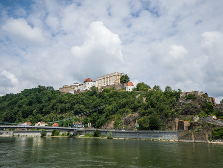 Passau - Discover this overlooked river city!