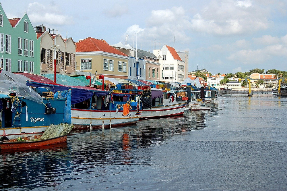 Curacao - Image by Catharina77 from Pixabay