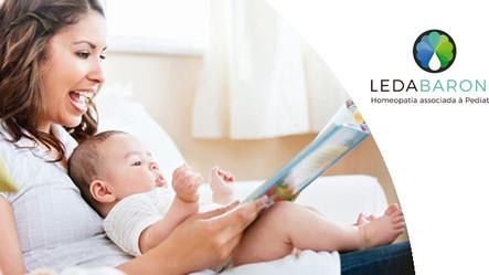 A importância de ler para a criança
