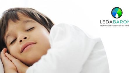A importância da qualidade do sono das crianças