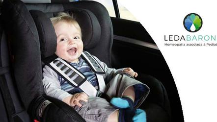 Segurança das crianças nas estradas