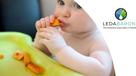Alimentação Complementar e o Método BLW