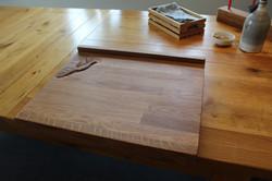Oak Lipped Chopping Board
