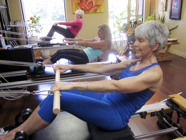 PILATES SUR TABLE