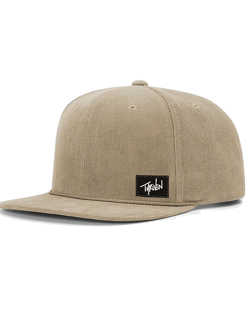 Thriven Snapback - Daylight Corduroy Rope Hat