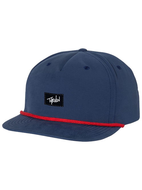 Thriven Snapback - Merica Rope Hat