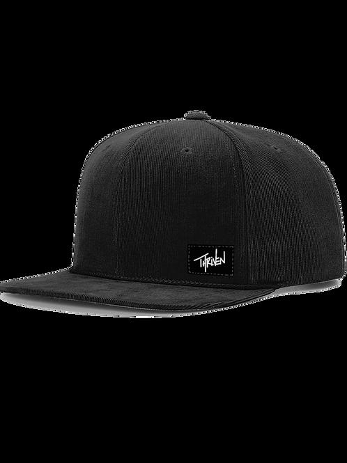 Thriven Snapback - Night Corduroy Rope Hat