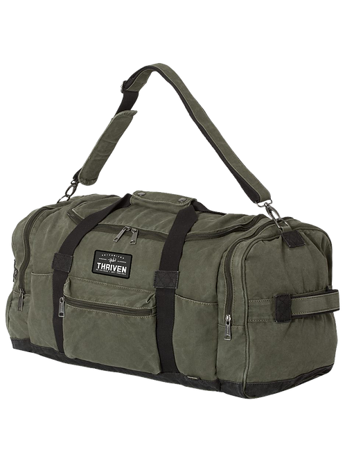 Thriven Duffle - Travel Bag