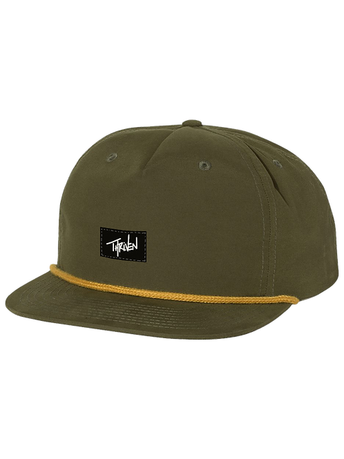 Thriven Snapback - Venture Rope Hat