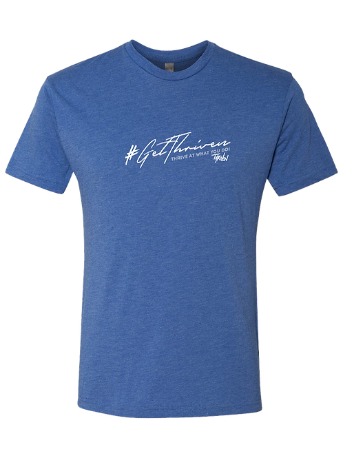 copy of #GetThriven OG - Vintage Blue