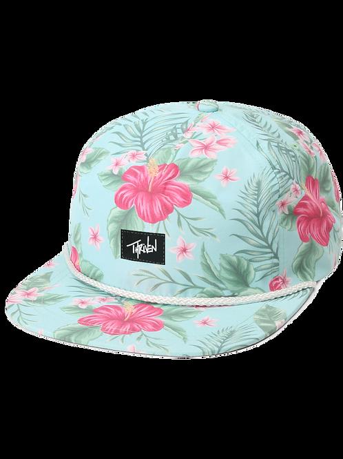 Thriven Leather Backstrap - Hawaiian Rope Hat