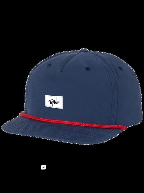 Thriven Snapback - Merica Rope Hat