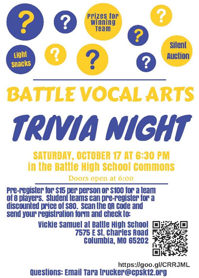 Vocal Arts News 9/25