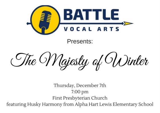 Vocal Arts News 11-27