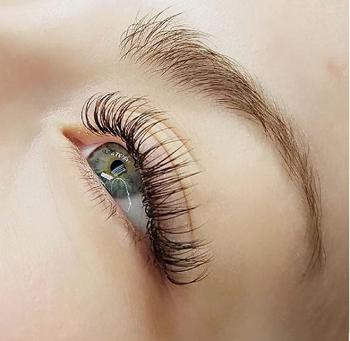 super natural Classic lashes