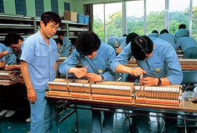 ימאהה - אקדמיה טכנית, 1980