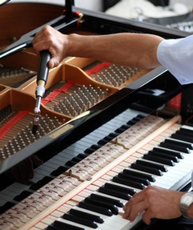 כיוון פסנתר - שירותים ואביזרים