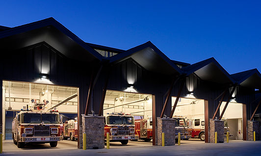 North Metro Fire Training Complex and Fire Station 68