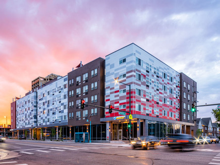 Pinkard, Denver Housing Authority Win National Excellence In Construction Eagle Award