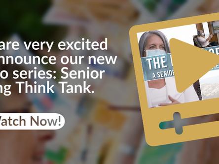 Pinkard Launches Senior Think Tank Video Series