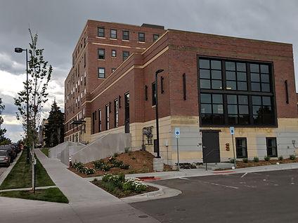 Kuhlman Building Adaptive Re-Use