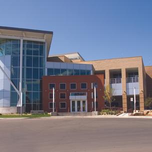 Colorado School of Mines Student Recreation Center