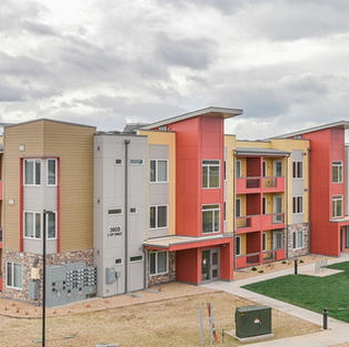 The Edge Affordable Housing