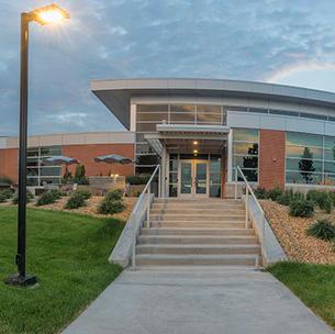 Red Rocks Community College Recreation Center
