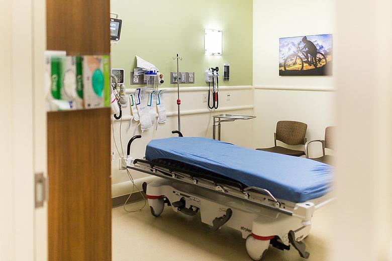 Centura Emergency Room - Golden