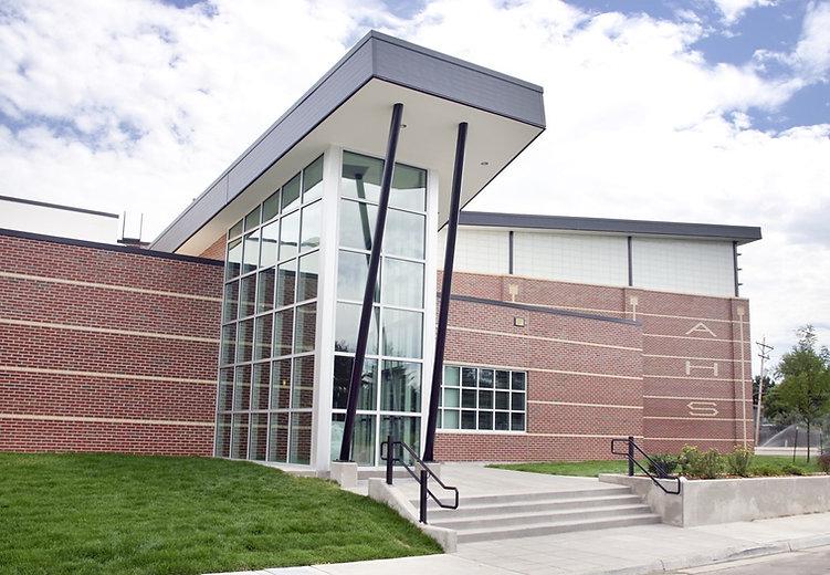 Arapahoe High School Gymnasium Addition