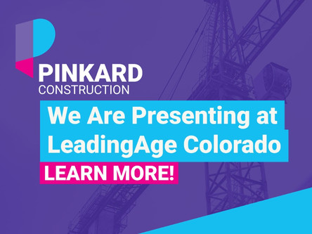 We Are Presenting At LeadingAge Colorado