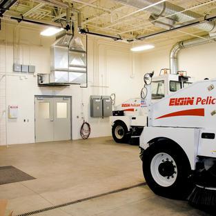 Arvada Municipal Service Center, Indiana Facility Expansion