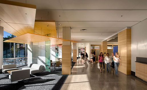 CSU Behavioral Sciences Building