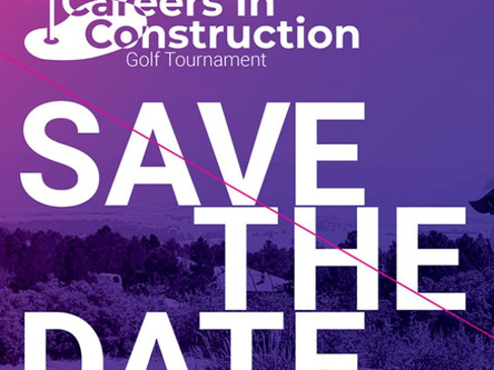 Sponsorship Registration is Open for the Careers in Construction Golf Tournament