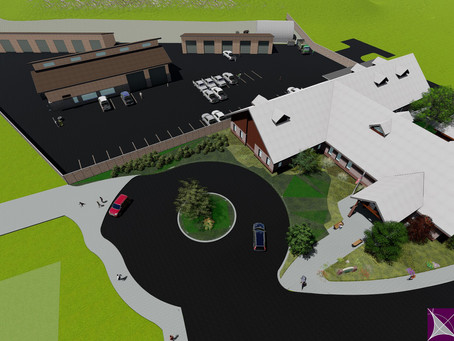 PINKARD CONSTRUCTION BEGINS CONSTRUCTION ON THE HIGHLANDS RANCH SERVICE CENTER RENOVATION