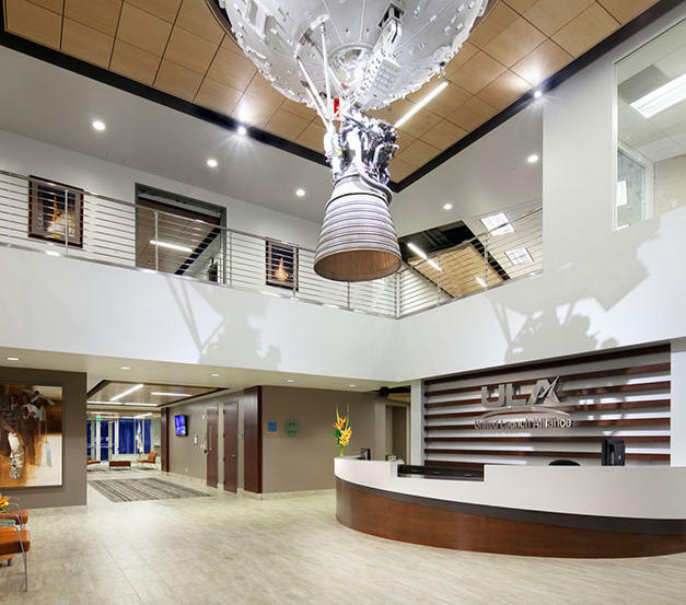 United Launch Alliance Campus Renovation