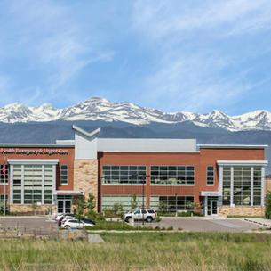 Centura Indian Peaks Urgency Center