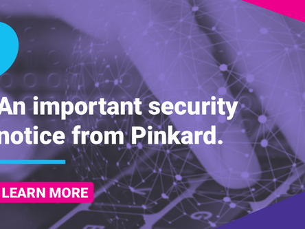 Cyber Security Notice From Pinkard