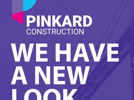 PINKARD CONSTRUCTION ANNOUNCES NEW BRANDING, NEW LOGO, NEW WEBSITE