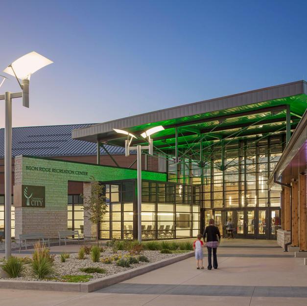 Bison Ridge Recreation Center & Second Creek Infrastructure