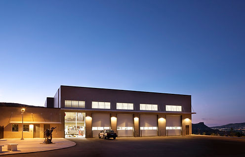 Golden Public Works Facility
